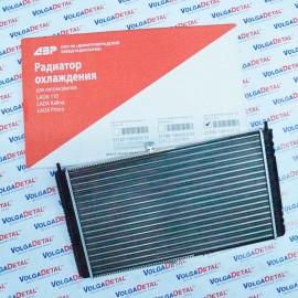 Радиатор охлаждения LADA PRIORA 21701301012-73 (в кор. 3 шт) ДЗР