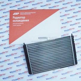 Радиатор охлаждения (инжектор) 21082-1301012-73 (в кор. 3 шт) ДЗР