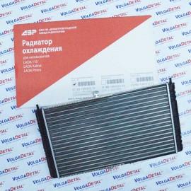 Радиатор охлаждения (инжектор) 2112-1301012-73 (в кор. 3 шт) ДЗР