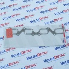 Прокладка выпускного колектора металл.(719-14-03) 40624.1008027 (дв. ЗМЗ-406.10 Евро-3) (в упак. 50