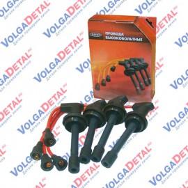 Высоковольтные провода SILICONE с наконечниками к-т (ЗМЗ-4091) 4091.3707244-275 KENO