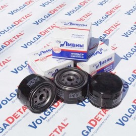 Фильтр очистки масла 2108-1012005-08, 2170, 2123, Vesta, X-ray (в кор.24шт) Ливны