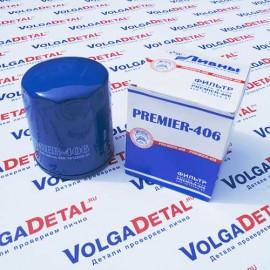 Фильтр очистки масла 406-1012005-01 PREMIER (в кор. 24шт) Ливны