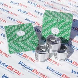 Поршень с пальцем ВАЗ-21010 76,0 D СТК