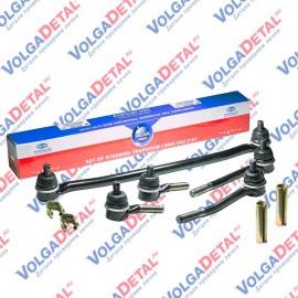 Комплект рулевой трапеции 21010-3003000-00 со скруткой БЗАК