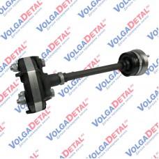 Вал карданный промежуточный Шевроле Нива 21230-2202010-00 (длинный) (Тольятти)